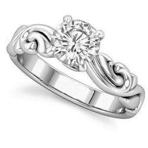 Jewelry - 2ct solitaire diamond anniversary ring